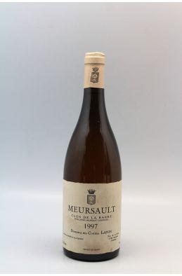 Comtes Lafon Meursault Clos de la Barre 1997