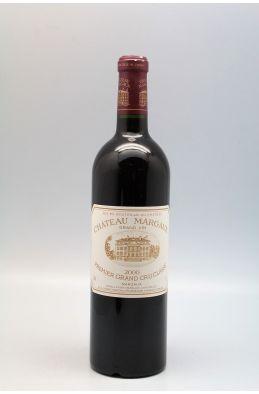 Château Margaux 2000