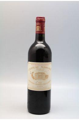 Château Margaux 1991 - PROMO -5% !