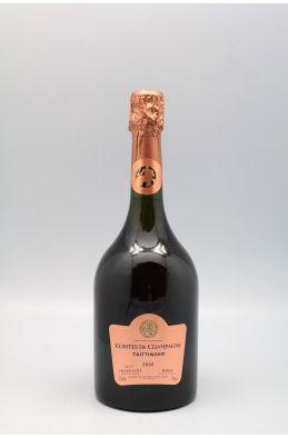 Taittinger Comtes de Champagne 2002 Rosé