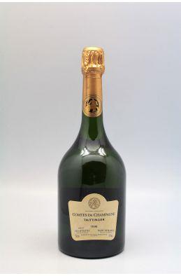 Taittinger Comtes de Champagne 1996