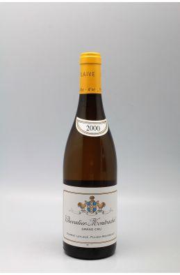 Domaine Leflaive Chevalier Montrachet 2000