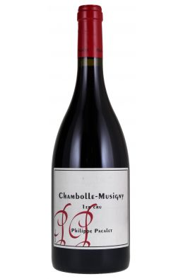Philippe Pacalet Chambolle Musigny 1er cru 2017