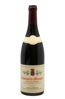 Ghislaine Barthod Chambolle Musigny 1er cru Les Châtelots 2017