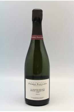 Pierre Paillard Bouzy grand cru La Grande Recolte 2008