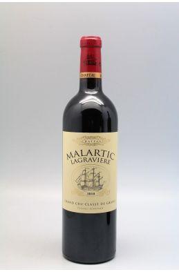Malartic Lagravière 2010