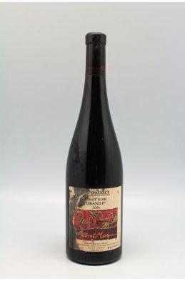 Albert Mann Alsace Pinot Noir Grand P 2006 - PROMO -10% !