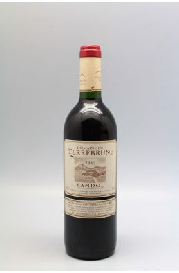 Terrebrune Bandol 1986