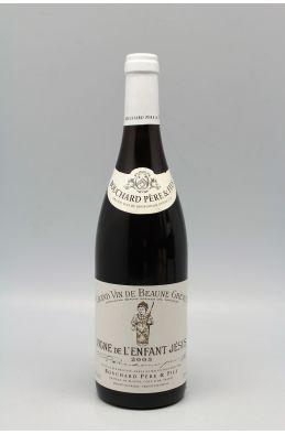 Bouchard P&F Beaune Grèves 1er cru Vignes de l'Enfant Jésus 2003