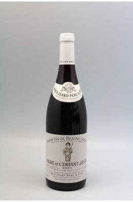 Bouchard P&F Beaune Grèves 1er cru Vignes de l'Enfant Jésus 2001