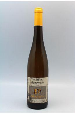 Albert Mann Alsace Gewurztraminer Altenbourg 2004 - PROMO -10% !