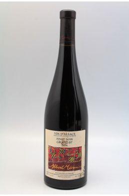 Albert Mann Alsace Pinot Noir Grand H 2004