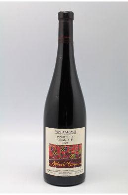 Albert Mann Alsace Pinot Noir Grand H 2005