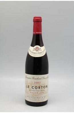 Bouchard P&F Corton 2002