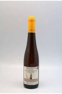 Albert Mann Alsace Grand Cru Riesling Schlossberg l'épicentre 2008 37,5cl