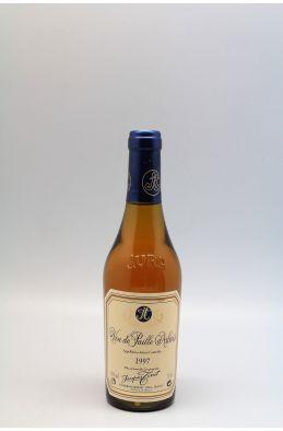 Jacques Tissot Arbois Vin de Paille 1997 37,5cl