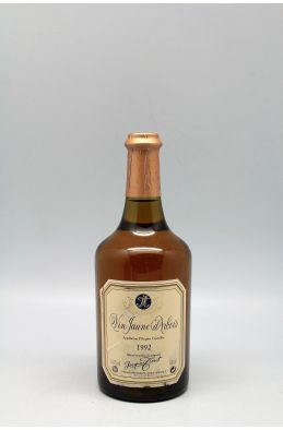 Jacques Tissot Arbois Vin Jaune 1992 62cl