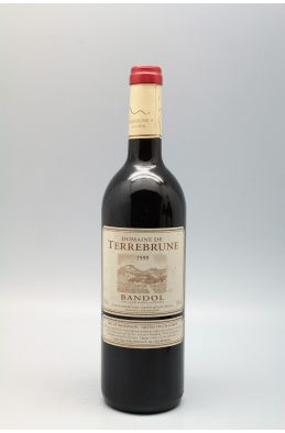 Terrebrune Bandol 1999