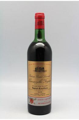 Grand Barrail Lamarzelle Figeac 1975 - PROMO -10% !