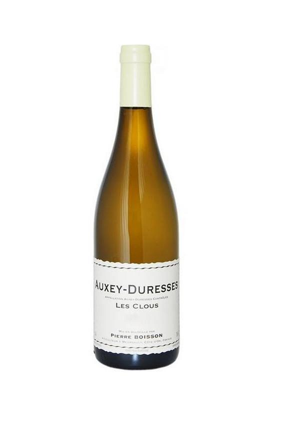 Pierre Boisson Auxey Duresses Les Clous 2011 blanc