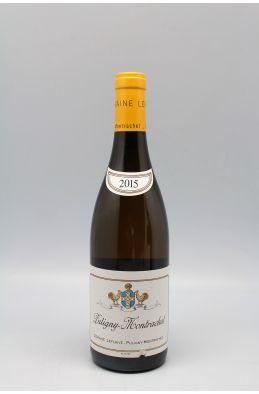 Domaine Leflaive Puligny Montrachet 2015