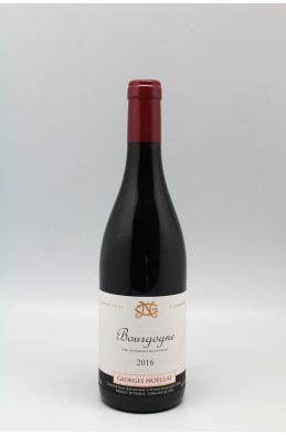Georges Noellat Bourgogne 2016 Rouge