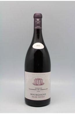 Chandon de Briailles Bourgogne Gelée Royale 2016 Rouge Magnum