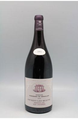 Chandon de Briailles Savigny les Beaune 1er cru Les Lavières 2011 rouge Magnum