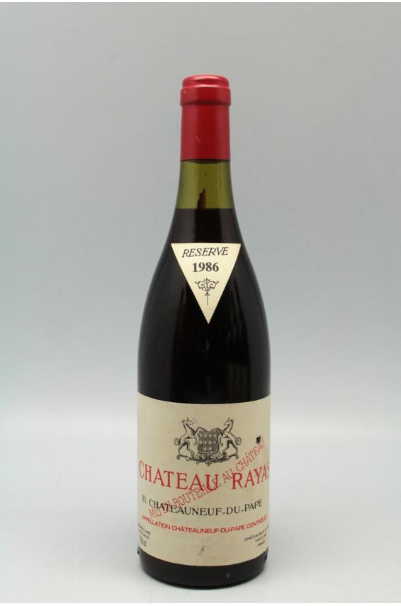 Rayas 1986