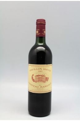 Pavillon Rouge 1985 - PROMO -10% !