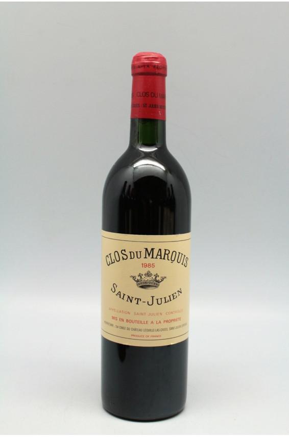 Clos du Marquis 1985