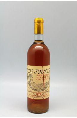 Clos Joliette Jurançon Sec 1974 - PROMO -5% !