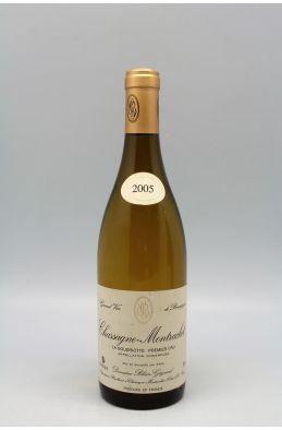 Blain Gagnard Chassagne Montrachet 1er cru La Boudriotte 2005