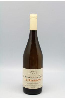 Domaine du Collier Saumur La Charpenterie 2014 Blanc