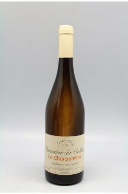 Domaine du Collier Saumur La Charpenterie 2015 Blanc