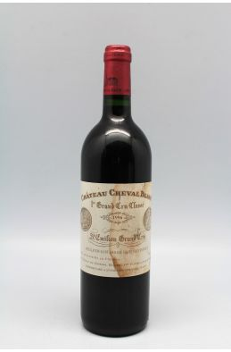 Cheval Blanc 1996 - PROMO -10% !