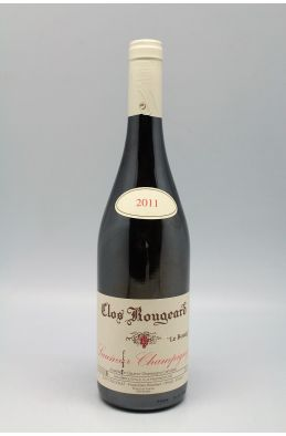 Clos Rougeard Saumur Champigny Le Bourg 2011 - PROMO -5% !