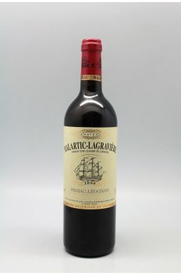 Malartic Lagravière 2000