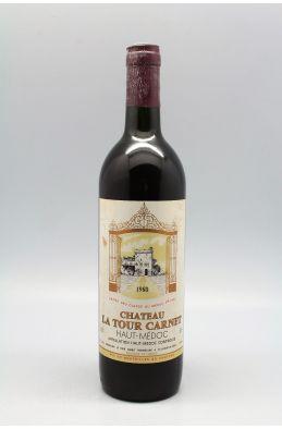 La Tour Carnet 1980 - PROMO -10% !