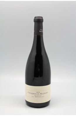 Amiot Servelle Chambolle Musigny 1er cru Les Amoureuses 2018