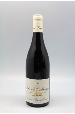 Chantal Lescure Chambolle Musigny Les Mombies 2011