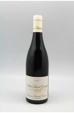 Chantal Lescure Nuits Saint Georges 2012