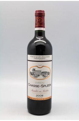 Chasse Spleen 2008