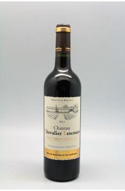 Chevalier Lescours 2013
