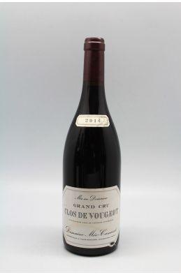 Méo Camuzet Clos Vougeot 2014 - PROMO -5% !