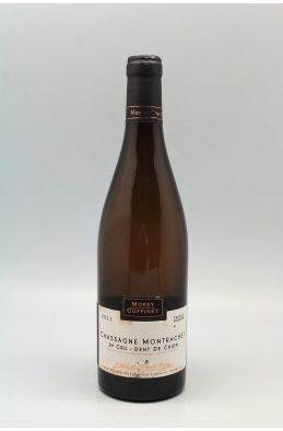 Morey Coffinet Chassagne Montrachet 1er cru Blanchots Dessus 2011