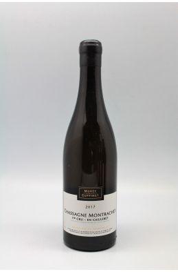 Morey Coffinet Chassagne Montrachet 1er cru Les Caillerets 2017
