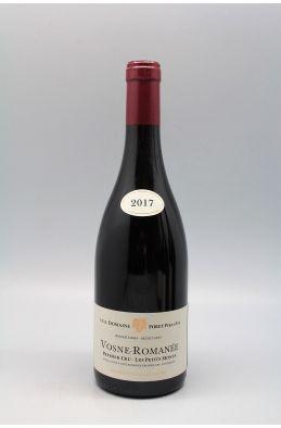 Régis Forey Vosne Romanée 1er cru Les Petits Monts 2017