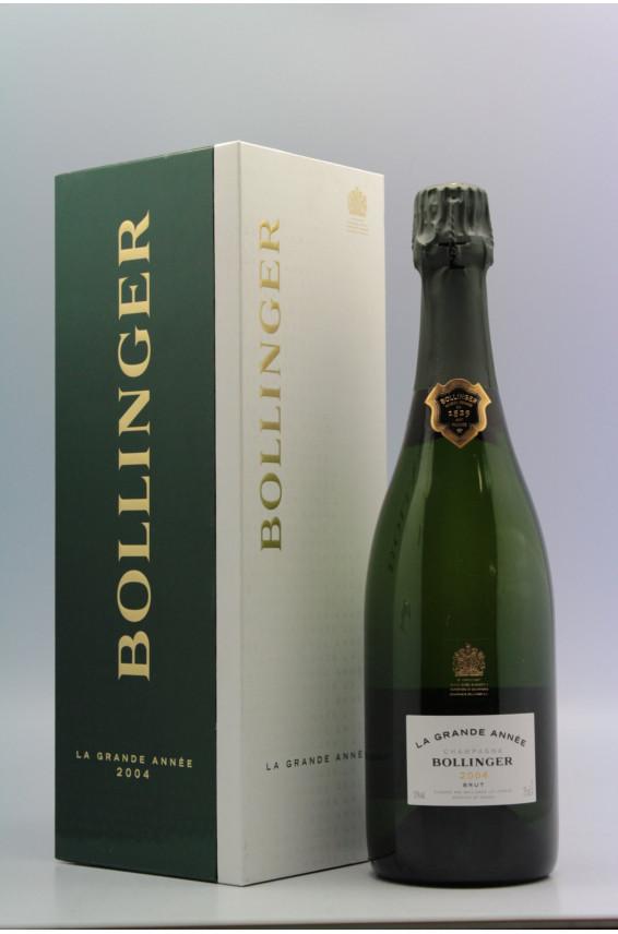 Bollinger Grande Année 2004