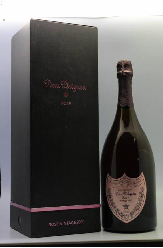 Dom Pérignon 2000 Rosé Magnum
